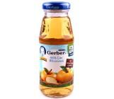 Gerber сок яблоко, с 3 месяцев 175мл (00205)