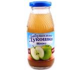 Бабушкино Лукошко сок (яблоко) 4месяцев 0.2л 02322