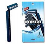 Dorco одноразовые бритвы, 5 шт (62476)