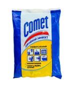 Comet  чистящий порошок пакет 400гр (42841)