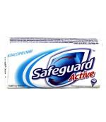 Safeguard туалетное мыло Классический, 100гр (49672)