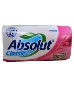 Absolut классик туалетное мыло, Нежное, 90гр (02321)