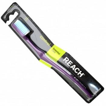 Reach Control зубная щетка средняя жесткость,1 шт (82263)