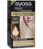 Syoss Oleo intense стойкая краска  для волос (Яркий блонд) 9-10 (99038)