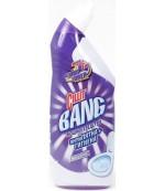 Cillit bang дезинфицирующее средство для туалета антиналет+блеск, Сила отбеливание, 750мл (07844)