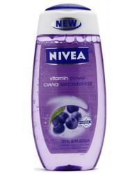 Nivea гель для душа Сила витаминов, 250 мл (18487)