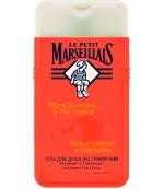 Marseillais La peti гель для душа Белый персик и нектарин, 250 мл (48512)