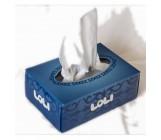 Loli универсальные гигиенические платочки 2 слойные 100 шт (00184)
