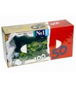 Happy универсальные гигиенические платочки, с ароматом Мяты, 150 шт (20345)