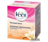 Veet теплый воск для депиляции с эфирными маслами 250мл (01058)