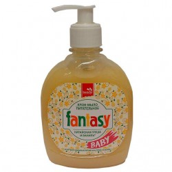 Fantasy крем-мыло питательное Китайская груша и ваниль, 300мл (01271)