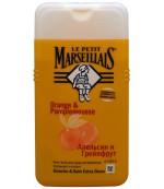 Marseillais La peti гель для душа Апельсин и грейпфрут, 250 мл (48465)