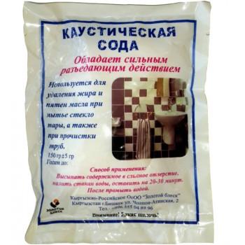 Frei каустическая сода, 150гр (78553)