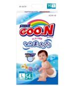 Goon #4 L подгузники, 9-14 кг, 54шт (51345)