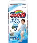 Goon #5 трусики для мальчиков, 12-20 кг, 38шт (51406)