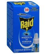 Raid жидкость от комаров для электрофумигатора, 30 ночей (91183)
