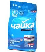Чайка универсальный стиральный порошок автомат, Балтийское море, 5кг (02720)