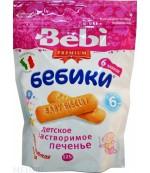 Bebi Бебики детское растворимое печенье (6 злаков) 115 гр (33978)