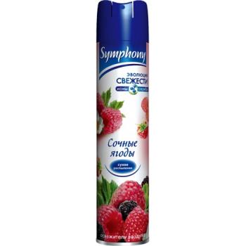 Symphony освежитель воздуха, сочные ягоды, 300мл (08283)