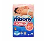Moony #4 L подгузники, 9-14кг, 54шт  (11302)